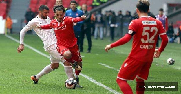 Samsunspor-Gümüşhanespor: 2-1