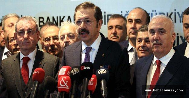 TOBB Başkanı Rifat Hisarcıklıoğlu Samsun'da