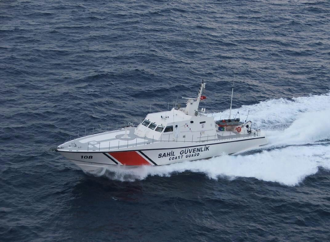 Yakakent'te Balıkçı Teknesi battı 1 ölü