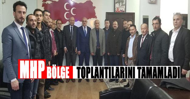 MHP Samsun yerel seçimlere hazır