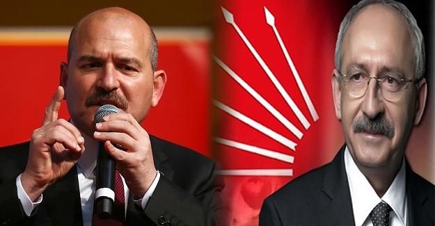 Soylu:CHP liderini eleştirdi