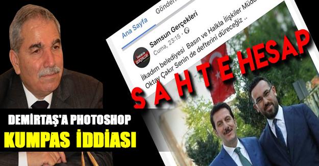 Demirtaş'a Photoshop Kumpası İddiası