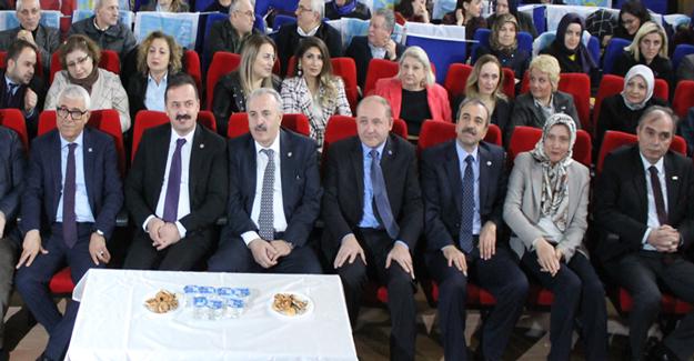 İyi Parti Bafra Kadrosunu Tanıttı