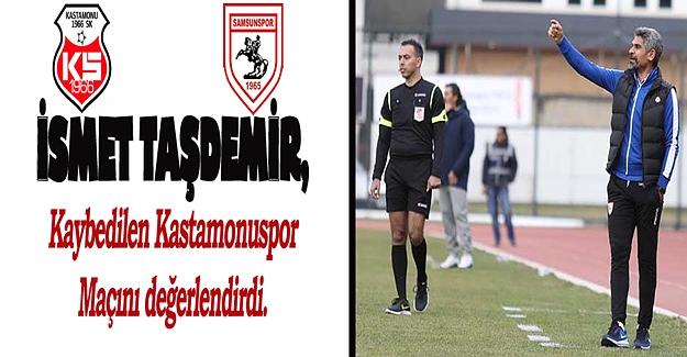 Samsunspor'da yenilgi sonrası açıklama!