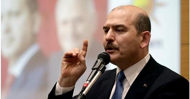 Soylu'dan HDP açıklaması