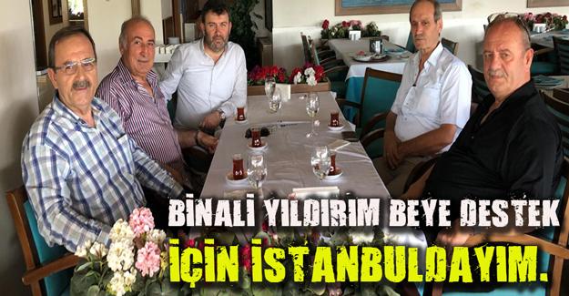 Zihni Şahin İstanbul'da!