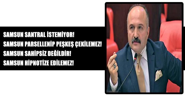 2 Haftada Samsun'a Bakan Akını