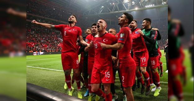 A Milli Takımımız Euro Finallerinde