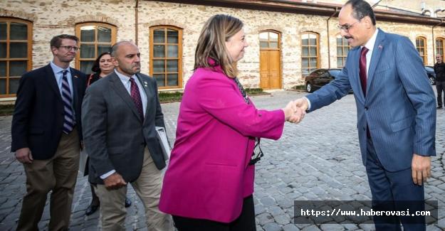ABD temsilciler Meclisi Türkiye'de