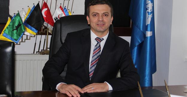 Başkan Şahin Türk'lüğümle gurur duyuyorum