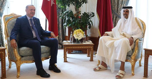 Katar'la tarihi imza!
