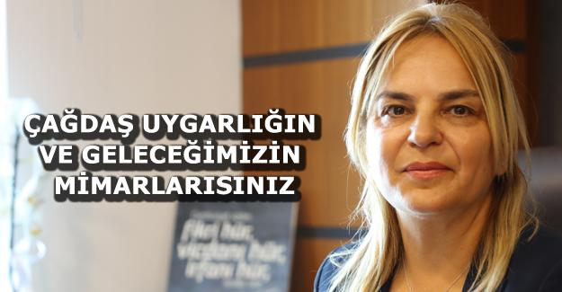 Vekil Hancıoğlu'nun Öğretmenler Günü Mesajı