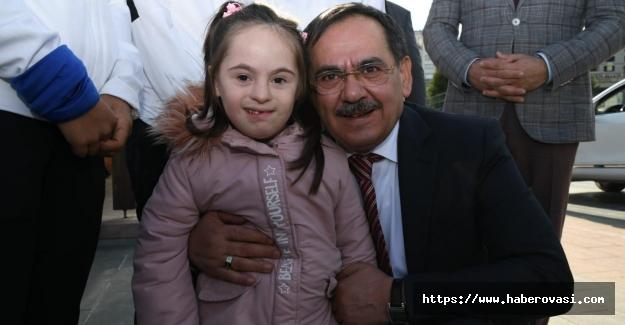 Başkan`dan Engellilere 'Şarj İstasyonu' Müjdesi