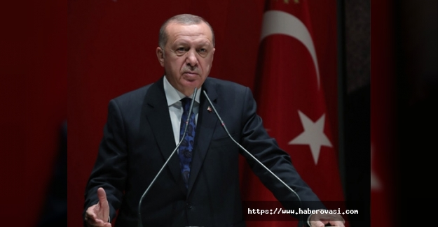 Cumhurbaşkanı Libya'dan açıklama yaptı