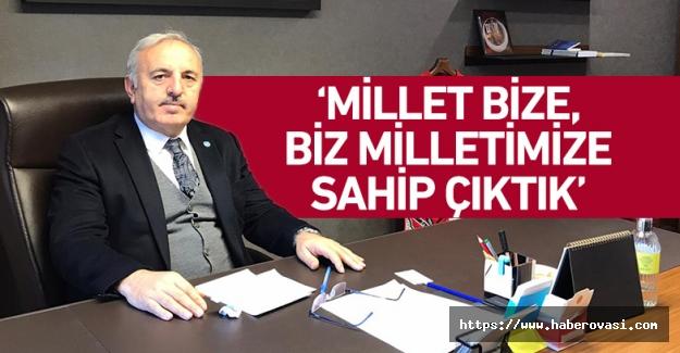 """Bedri Yaşar """"Samsun'un Önemini Bir Kez Daha Vurguladık"""