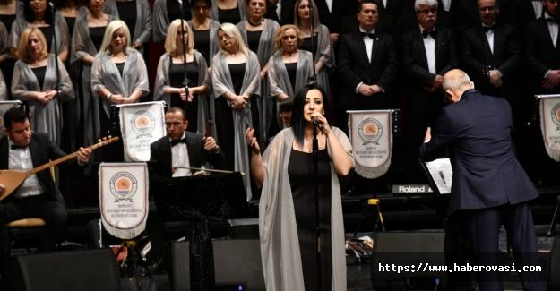 Büyükşehir'den Esnaf için THM konseri