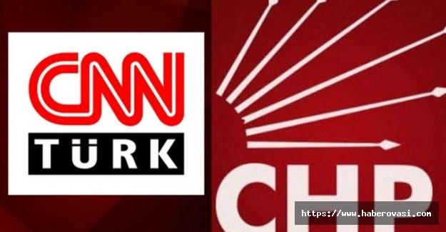 CHP CNN TÜRK'ü boykot kararı aldı