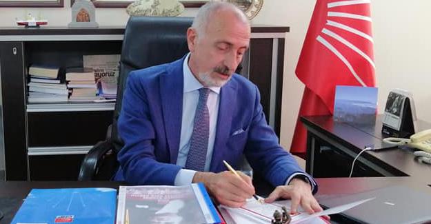 CHP İl Başkanı Kundak`dan Basın Açıklaması
