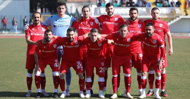 Kırklarelispor 0-1 Samsunspor