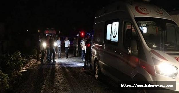 Bafra'da silahlı kavga 1 ölü