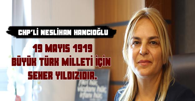 Vekil Hancıoğlu`ndan 19 mayıs mesajı