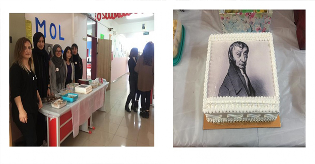 Bafra Fen Lisesi' nde e-Twinning Mol Günü Etkinlikleri