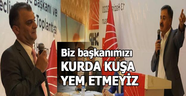 """CHP`den Yerelden """"Genele Halkın İktidarı"""" temalı bir toplantı"""