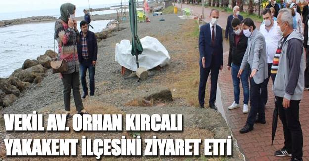 Kırcalı, Yakakent 2020 yılı yatırım programına alındı.