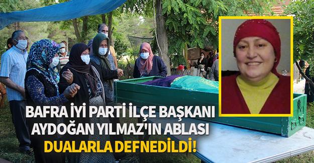 Zehra YILMAZ, Dualarla Defnedildi.