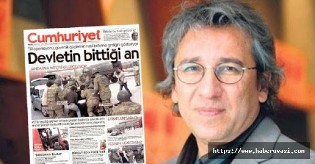 Can Dündar'a 22 yıl hapis