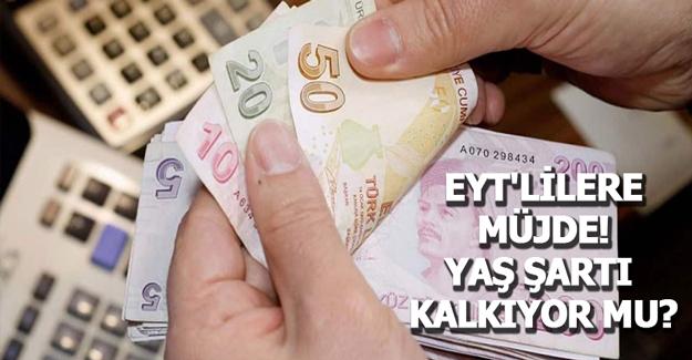 Müjde! EYT'lilere maaş teklifi