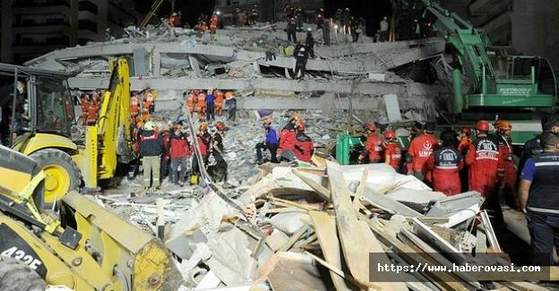 Depremde ölü sayısı 100 aştı