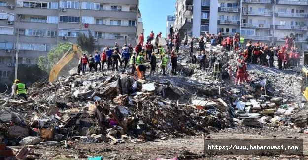 İzmir depreminden 9 gözaltı