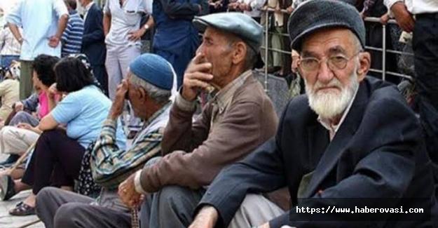 Emekli maaşları ile ilgili gelişme