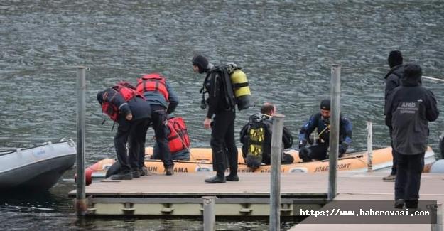 Köprüden atlayan kadının cesedine ulaşıldı