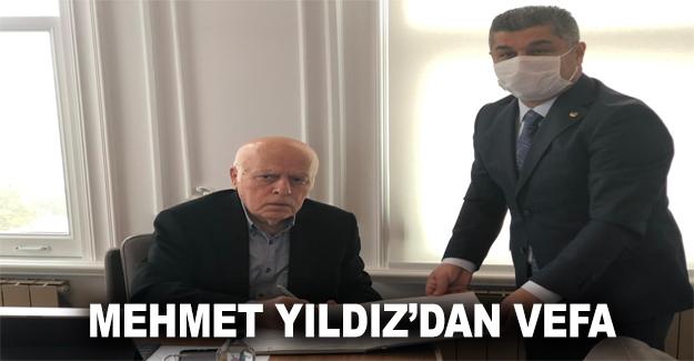 Mehmet Yıldız'dan Vefa