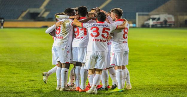 Samsunspor– Ankaraspor: 2–1