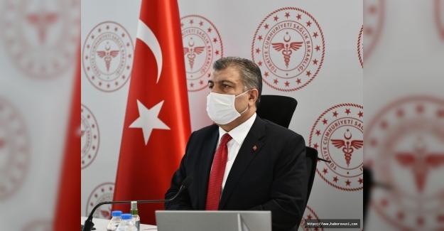 Türkiye'de koronavirüs tablosu