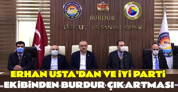 İYİ Parti'den Burdur çıkartması