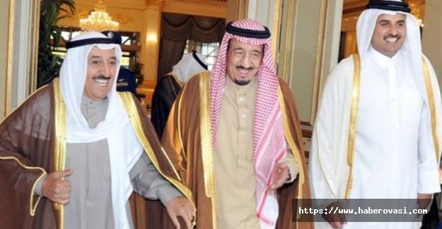 Katar ambargosu kalıyor
