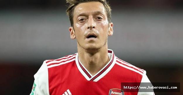 Mesut Özil soruları yanıtladı