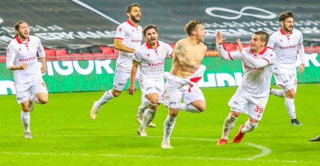 Samsunspor 2-1 Adanaspor