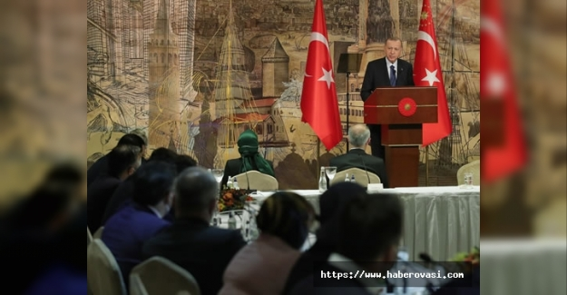 Erdoğan'dan Avrupa'ya İslamofobi tepkisi