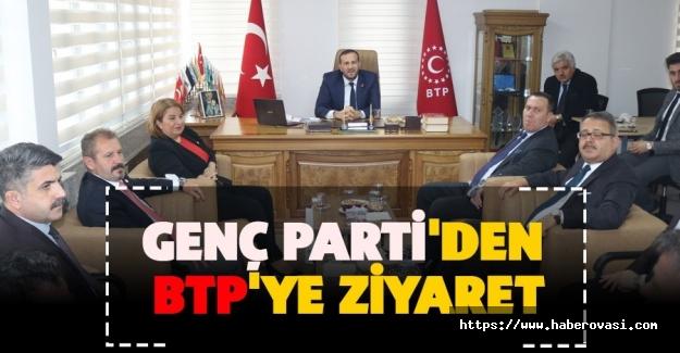GENÇ Parti'den BTP'ye ziyaret
