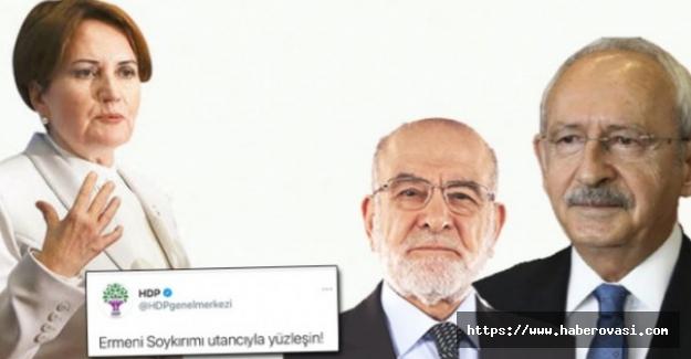 ABD'yi kınadılar, HDP'yi kınamadılar