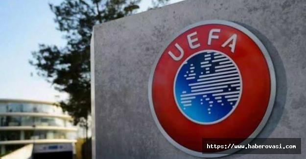 Devler UEFA'dan men ediliyor
