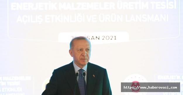 Erdoğan müjdeleri peş peşe verdi
