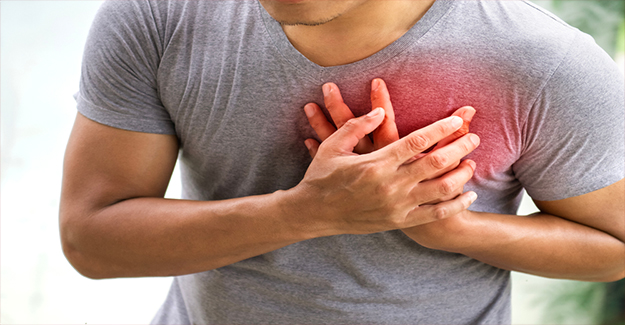 Kalp krizinde ihmale gelmez 4 belirti!