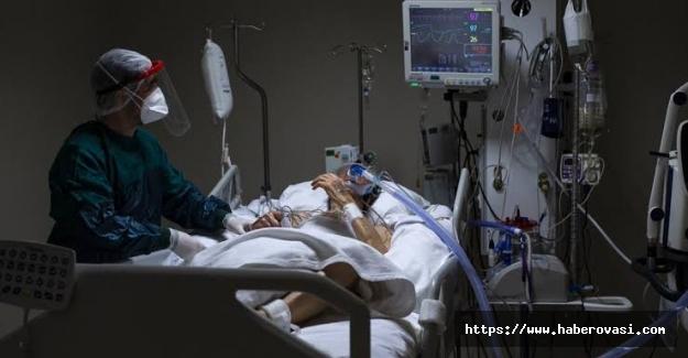 Koronavirüs'de rekor 362 kişi öldü