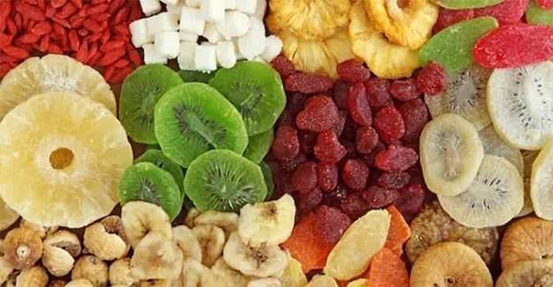 Sahurda Kuru Meyve Bağışıklığı Koruyor